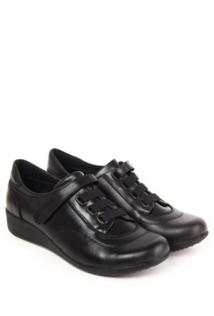 Gön Deri Kadın Ayakkabı 35046