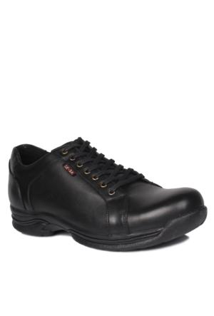 Se-Sa 737217 041 013 Erkek Siyah Günlük Ayakkabı