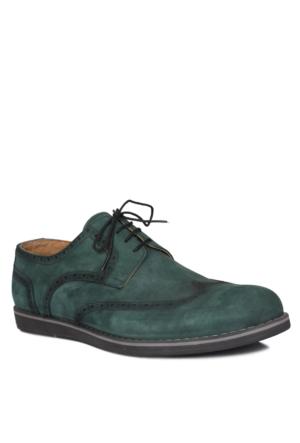 Se-Sa 737102 041 722 Erkek Yeşil Günlük Ayakkabı