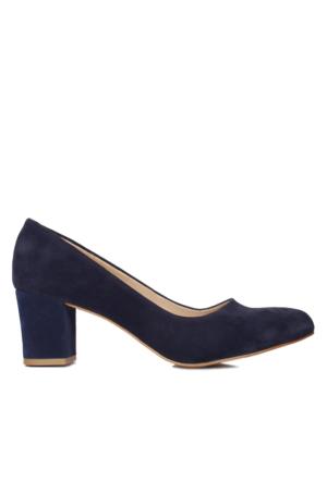 Loggalin 580710 031 422 Kadın Lacivert Ayakkabı