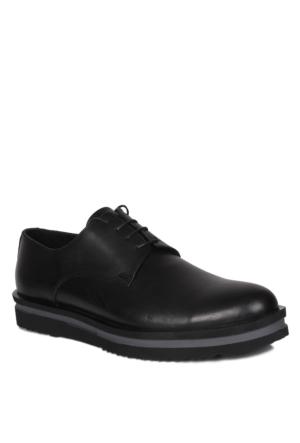 Se-Sa 737503 041 013 Erkek Siyah Ayakkabı