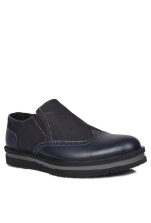 Se-Sa 737500 041 420 Erkek Lacivert Ayakkabı