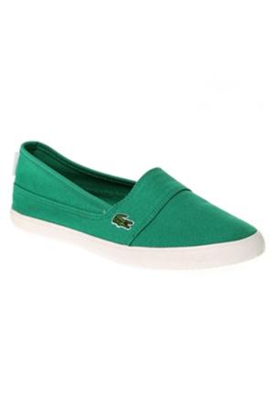 Lacoste Marice Res Keten Kadın Ayakkabı Yeşil
