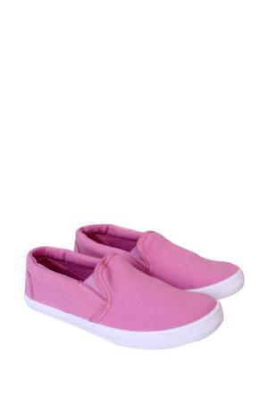 Altınbaş Ayakkabı Lila Kız Çocuk Filet Keten Ayakkabı 18408