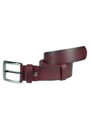 Greybull Getcho - Unisex Kot ve Kanvas Pantolon Kemeri - Kırmızı