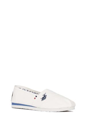 U.S. Polo Assn. Kadın Loafer Ayakkabı Y6Huff
