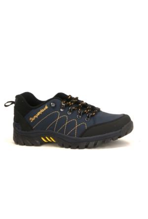 Damper Jack 823 Bağcıklı Kışlık Erkek Kısa Bot Ayakkabı