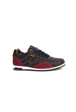 Waykers 7212 Erkek Çocuk Günlük Yürüyüş Spor Ayakkabı