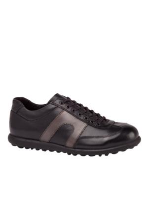 Slazenger Ebal Günlük Erkek Ayakkabı Siyah