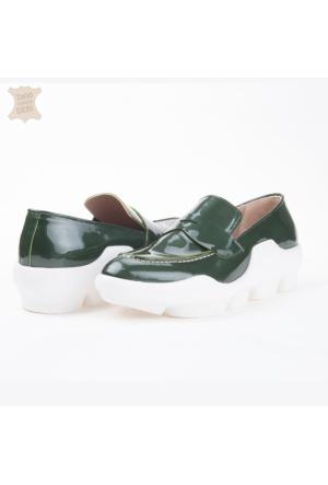 Dyn Spor Kadın Ayakkabı Yeşil