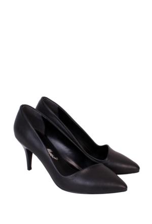 Mina Moor Siyah Klasik Bayan Ayakkabı-11901
