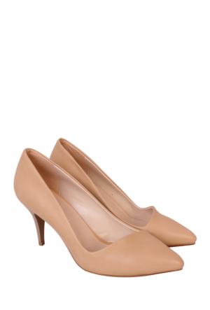 Mina Moor Ten Klasik Bayan Ayakkabı-11901