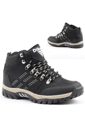 Dikers 2806 Erkek Çocuk Kışlık Bot Ayakkabı Autdoor