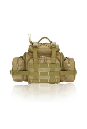 Protector Plus Taktik Bel Çantası Büyük Haki