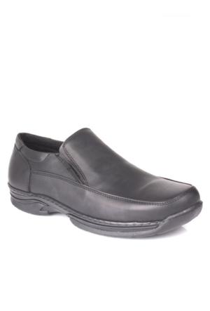 Se-Sa 737270 041 013 Erkek Siyah Günlük Ayakkabı