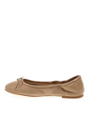 Sam Edelman Classic Nude Nappa A4085Lr954 Felicia Kadın Ayakkabı Kahverengi