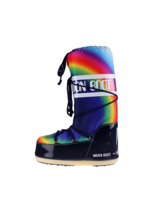 Moon Boot Multicolor 14019600-001 New Rainbow 2.0 42/44 Erkek Bot Renkli