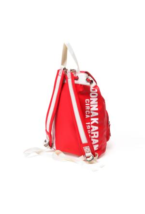 Dkny White Black 431410805 Crossbody S Handbag Kadın Çanta Beyaz