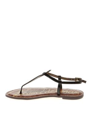 Sam Edelman Black Patent A4940S5004 Gigi Kadın Sandalet Siyah