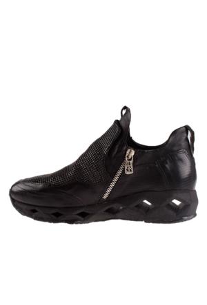 Airstep Nero 763107 201 6002 As 98 Kadın Ayakkabı Siyah