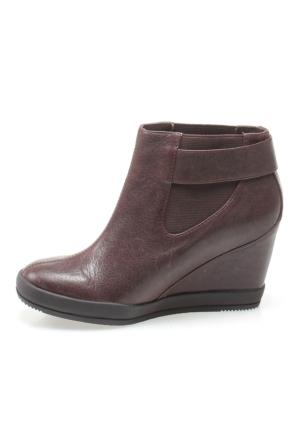 Logan Cr9118 Crossing Lady Shoes Kadın Bot Kahverengi