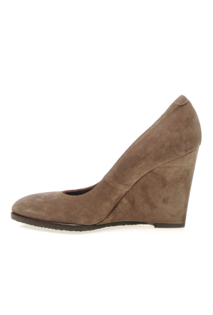 Logan Taupe Lo7301 F1 Lady Shoes Kadın Ayakkabı Taba