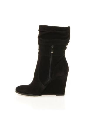 Logan Piombo Lo7304 F1 Lady Boots Kadın Çizme Siyah