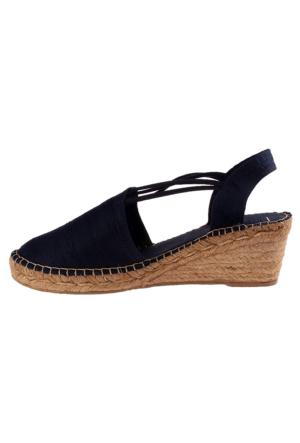 Toni Pons Taupe Turia Kadın Sandalet Lacivert