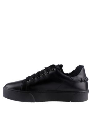 Pegia Grey 659521 Kadın Ayakkabı Siyah