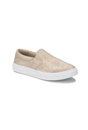 Kinetix Palis Sim Altın Kadın Ayakkabı