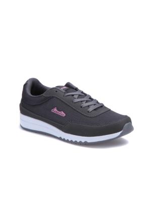 Kinetix Fiore Antrasit Kadın Sneaker Ayakkabı