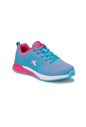 Kinetix Frase W Mavi Fuşya Kadın Koşu Ayakkabısı
