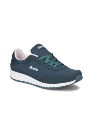 Kinetix Fiore Petrol Kadın Sneaker Ayakkabı