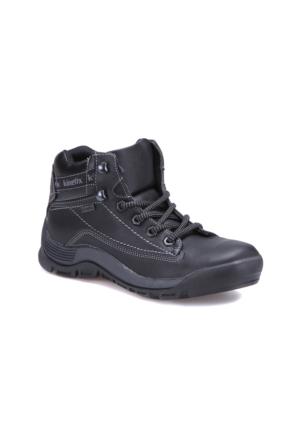 Kinetix A1306340 Siyah Erkek Çocuk Outdoor Ayakkabı