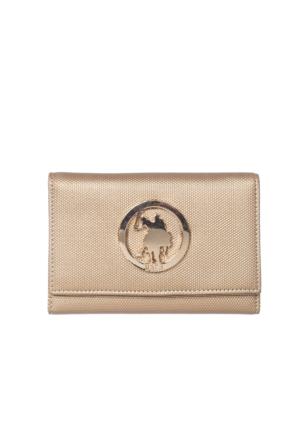 U.S. Polo Assn. USC4812 Kadın Portföy Çanta Altın
