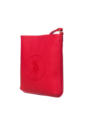 U.S. Polo Assn. US6030 Kadın Çapraz Çanta Kırmızı