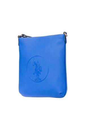 U.S. Polo Assn. US6030 Kadın Çapraz Çanta Mavi