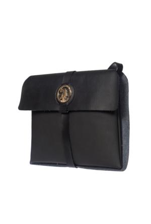 U.S. Polo Assn. US6069 Kadın Çapraz Çanta Siyah