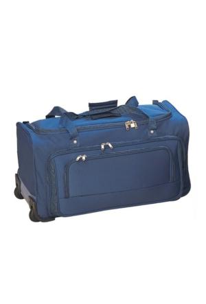 Sipec Tekerlekli Bavul Lacivert