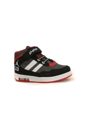 Alessio 307 Basket Işıklı Kışlık Erkek Çocuk Bot Spor Ayakkabı