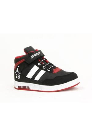 Alessio 307 Basket Kışlık Erkek Çocuk Bot Spor Ayakkabı