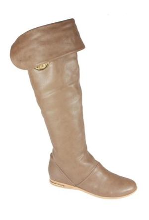 Felly 243-Bihter Kum Kadın Çizme