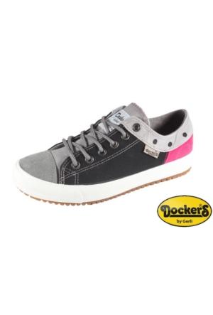 Dockers 218656 Siyah Kadın Ayakkabı