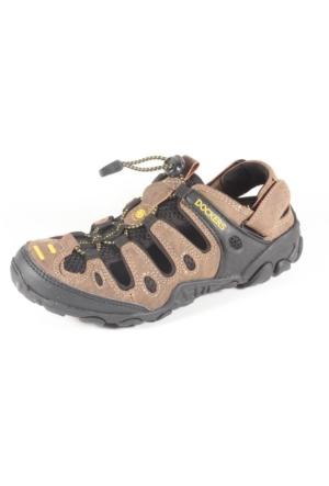 Dockers 216504 Kahverengi Kadın Sandalet