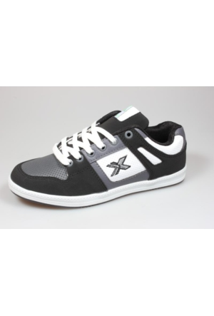 Rotax 211-50 Beyaz Gri Siyah Bayan Spor Ayakkabı