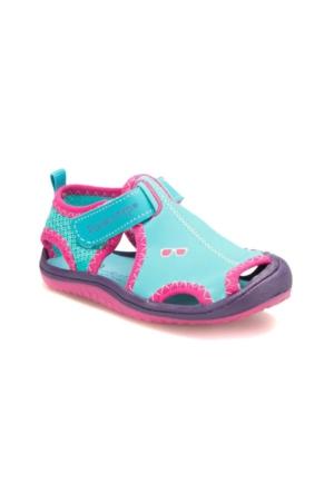 Pink Step Jüpiter Mavi Kız Çocuk Sandalet Kopya