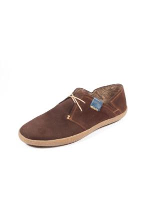 "Commodore 218-25-950-1""A<1 Kahverengi Erkek Ayakkabı"