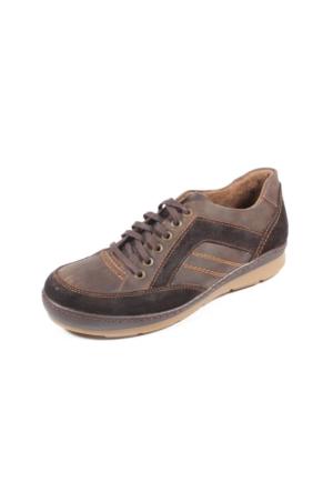 Commodore 230-610 Kahverengi Erkek Ayakkabı