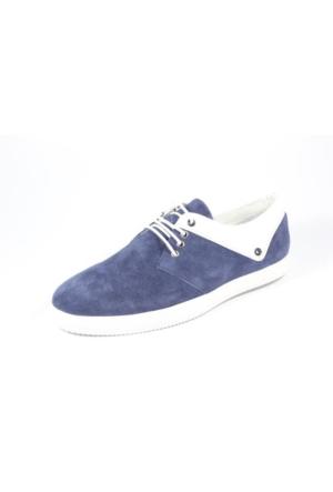 Gianni Armando 213-137 Mavi Erkek Ayakkabı