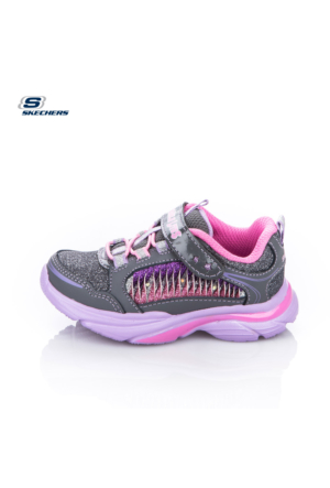 Skechers 10422N Ccmt Lite Kicks İi - Twisty Kicks Char-Multi
